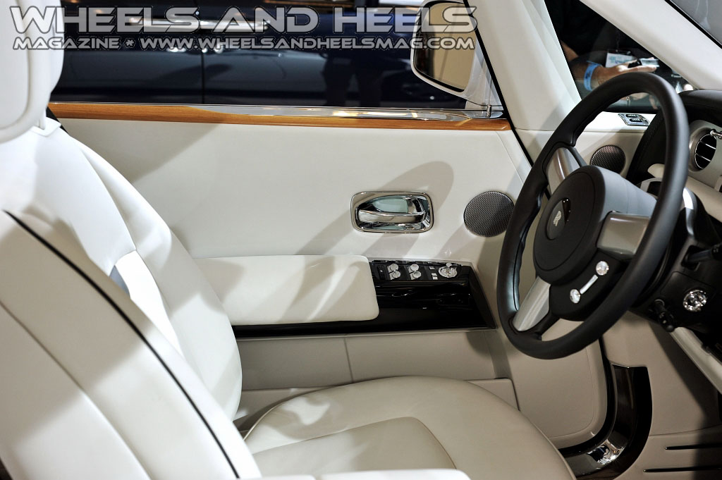 Wheels and Heels Magazine Cars: 2011 LA Autoshow - Rolls-Royce ...