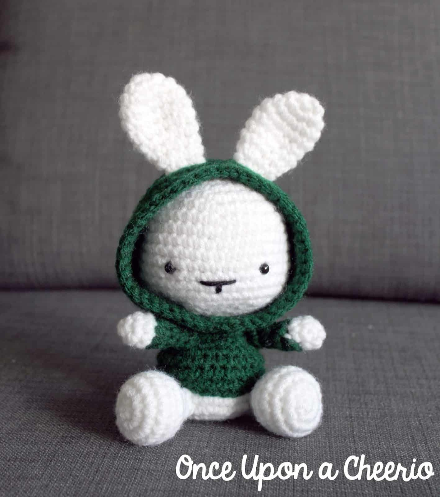 Bunny Amigurumi Crochet Tutorial - YouTube | 1600x1416