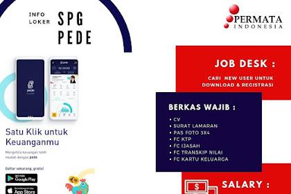 Lowongan Kerja PERMATA INDONESIA Tasikmalaya