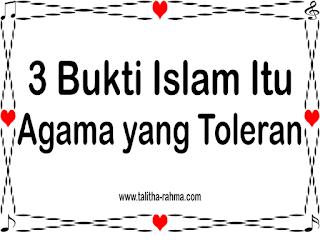 Toleransi Islam