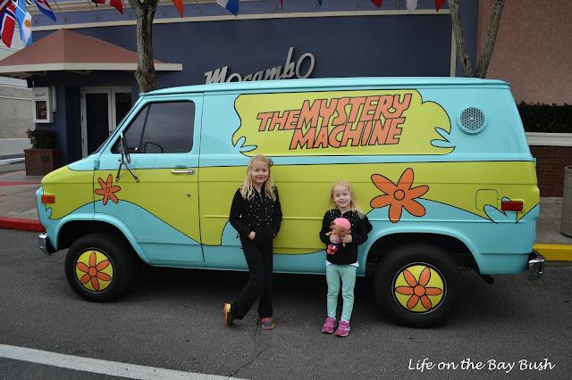 Universal Orlando with kids 2