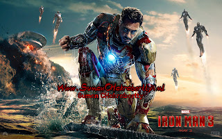 Iron Man 3 (2013) Dual Audio Movie Download  In 720p HD