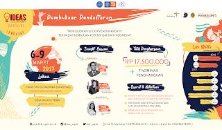 IDEAS (Indonesia Studenpreneur) Summit Batch #3