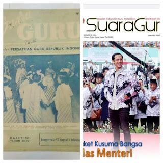 Majalah Suara Guru, guru menulis, artikel, kirim artikel