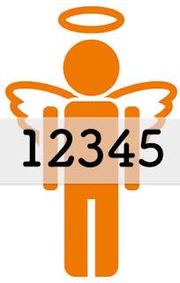 エンジェルナンバー 12345