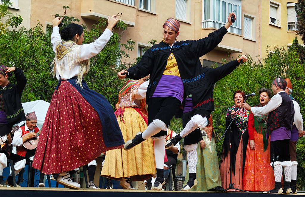 Spanish Traditional Dance: The Jota