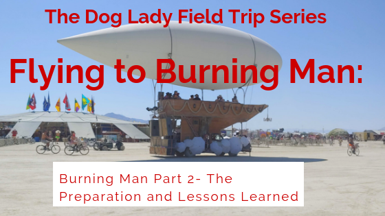 lessons learned Burning Man