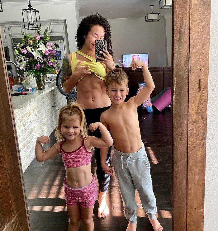 "Fitness Blogger Shares 15 Reasons Why She's Been Called A ""Bad Mom"" In A Viral Post"