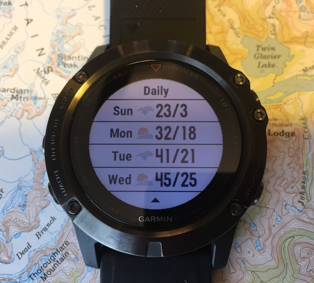 Road Trail Run: Comparative Review- Garmin Fenix 5x with