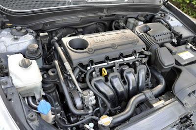Foto Mesin Hyundai Sonata YF