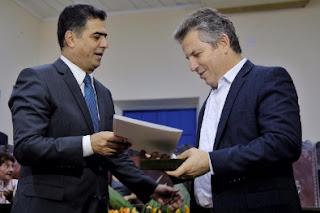 """""""Se tiver vergonha na cara, não será candidato"""", diz Mauro"""