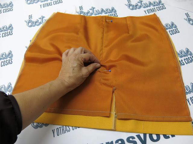 consejos de costura para forrar prendas de vestir