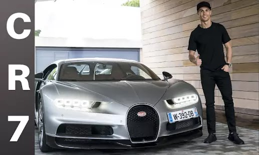 Cristiano Ronaldo New Car Price