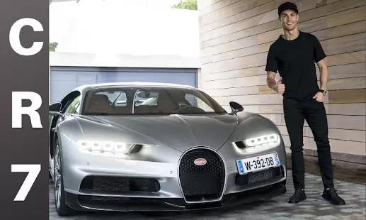 Cristiano Ronaldo New Car Price Cristiano ronaldo Bugatti Chiron