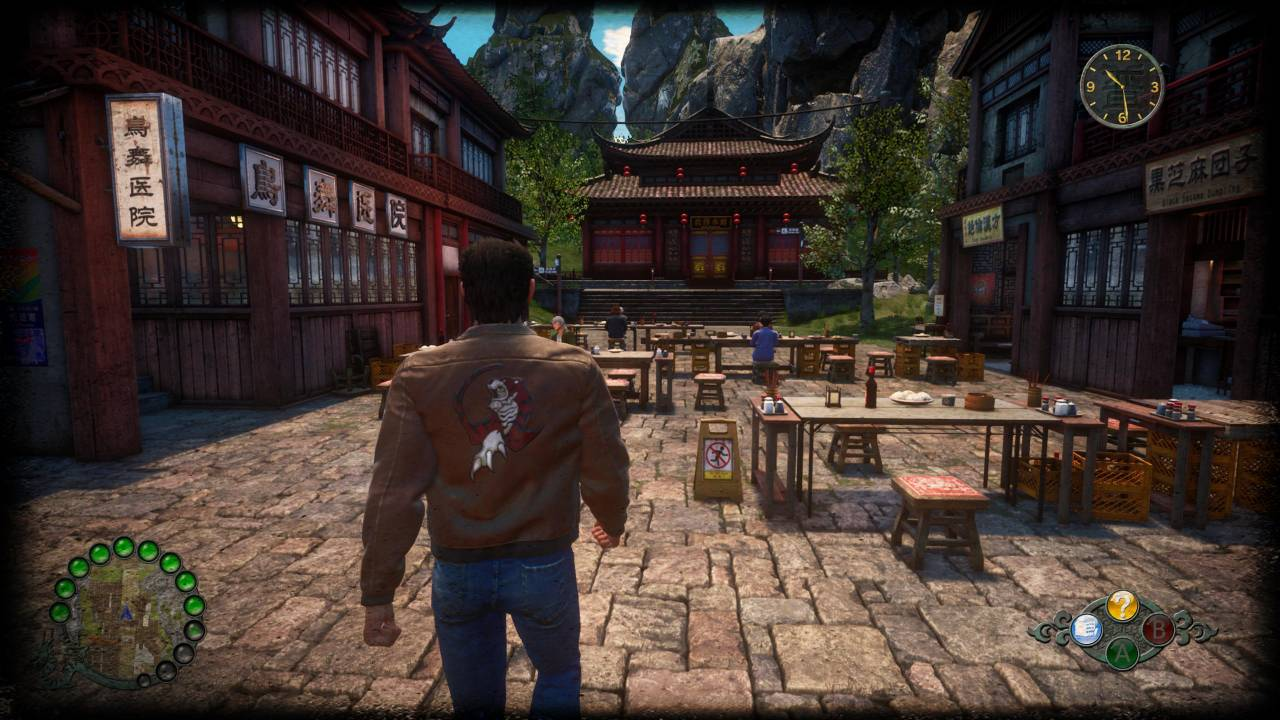 Shenmue 3 - hard chair Complete Guide Review and Everything