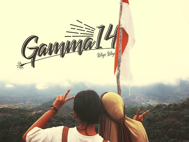 Travel Gamma14 ke salah satu gunung di Sulawesi Selatan