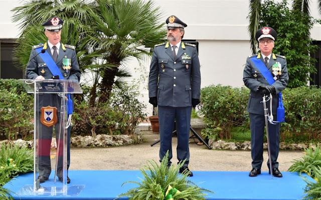 Il Generale di Divisione Francesco Mattana è il nuovo Comandante regionale Puglia della Guardia di Finanza