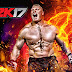 Download WWE 2k17 Apk + Obb Data For Android [Full]