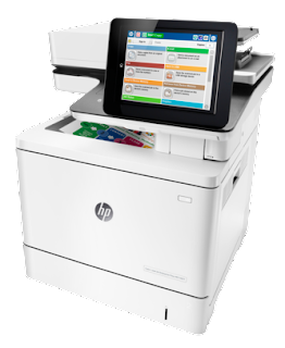 HP Color LaserJet Flow MFP M577c Driver Download