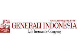 Lowongan Kerja Padang: PT. Asuransi Jiwa Generali Indonesia Februari 2019