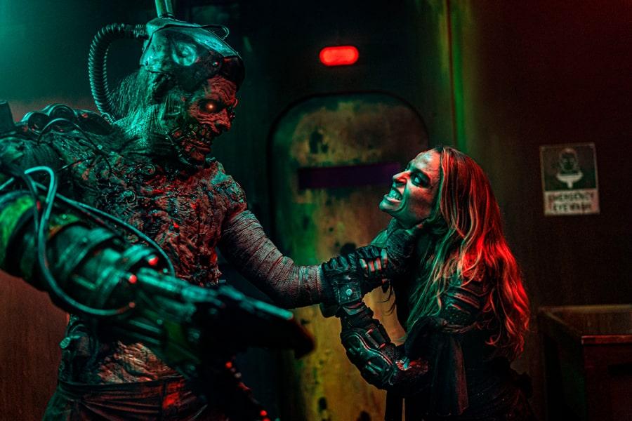 В сети появились кадры из зомби-хоррора «Полынь 2: Апокалипсис» - продолжения Wyrmwood - 04