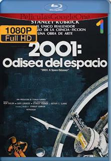 2001 Una Odisea Del Espacio [1968] [1080p BRrip] [Latino-Inglés] [GoogleDrive] RafagaHD