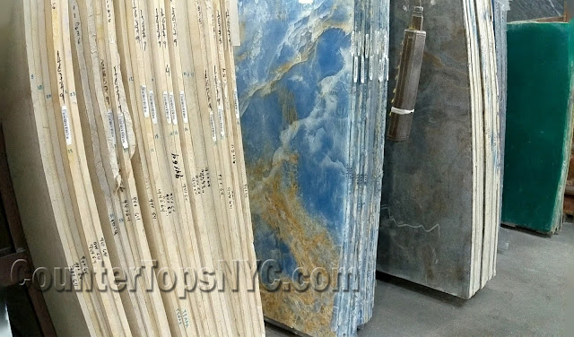 Onyx Collection Natural Stone