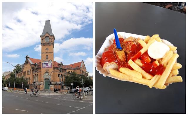 Onde comer e se divertir em Berlim - currywust Konnopke´s Imbiss