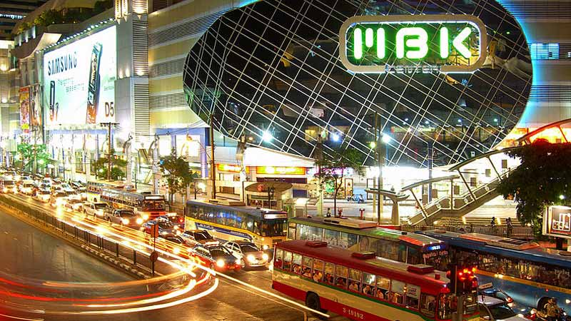 Belanja Baju di Bangkok Untuk Dijual Lagi