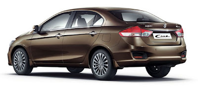 Maruti Suzuki Ciaz 2018 Facelift wallpaper