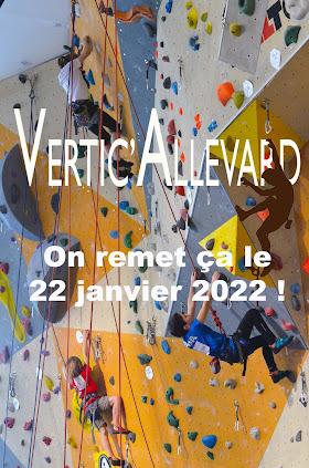 Vertic'Allevard 2022
