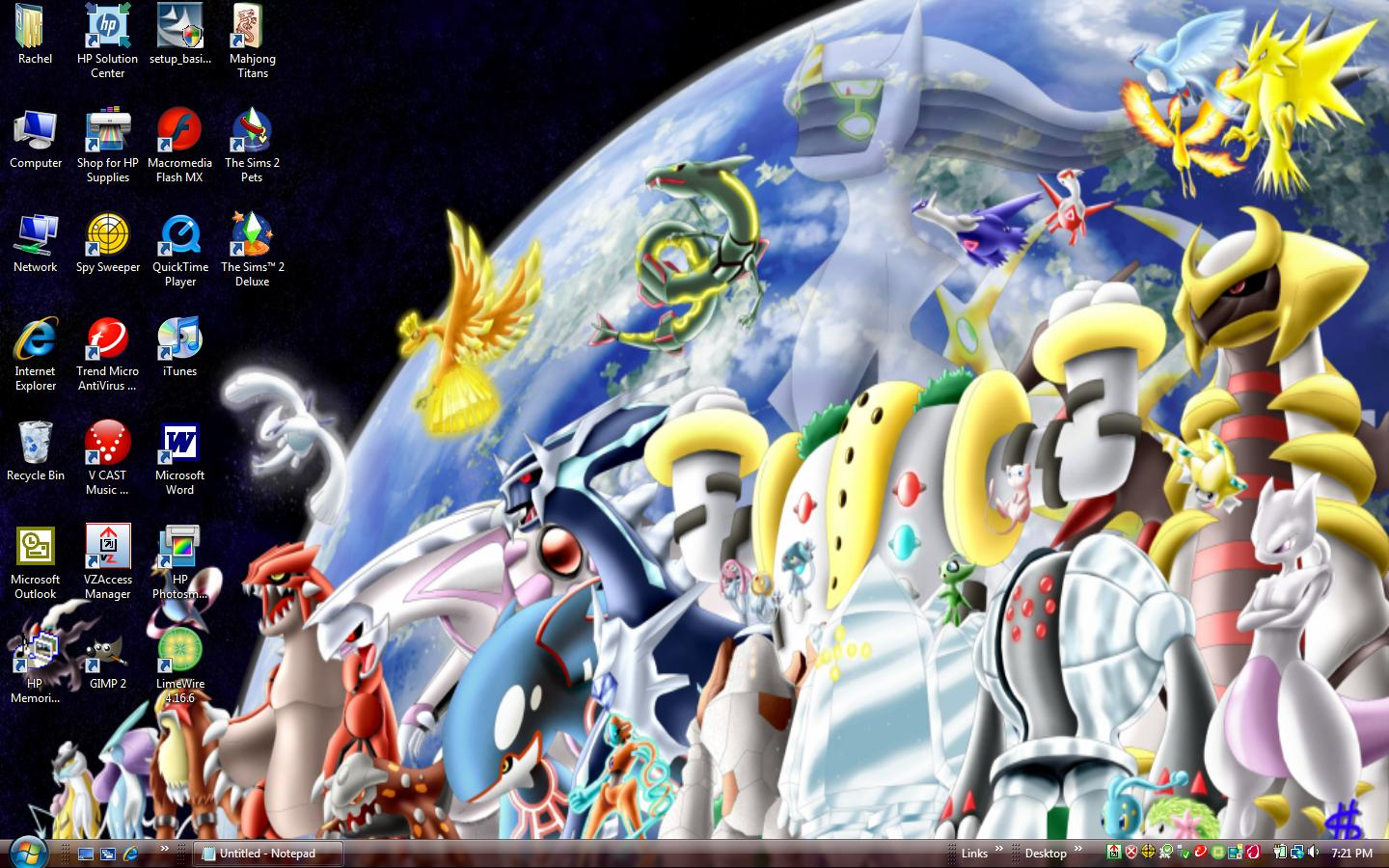pokemon pc wallpapers | Good Days