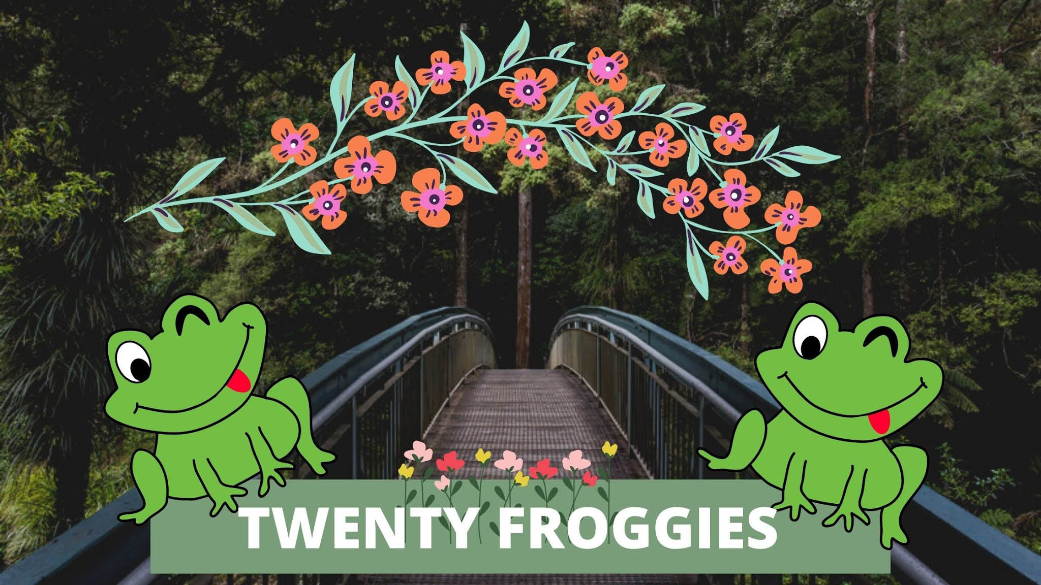 Twenty froggies all questions and answers