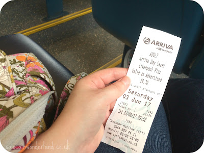 arrive northwest bus fare liverpool to southport