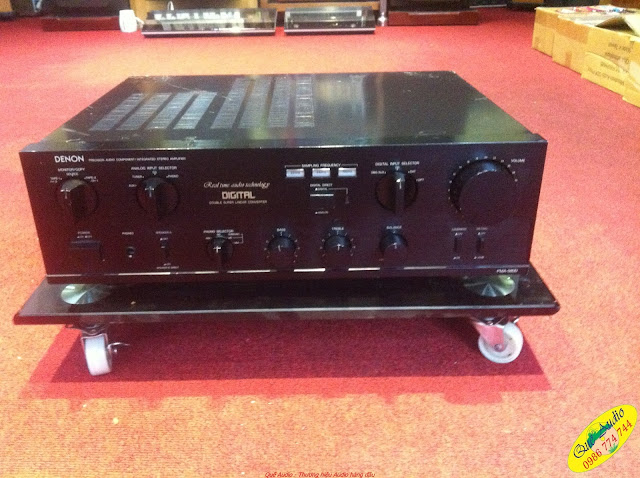 Amply Denon PM-580D - Made in Japan