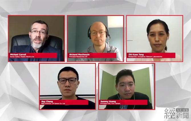 全球電信商大會線上對談 創造5G國際合作商機