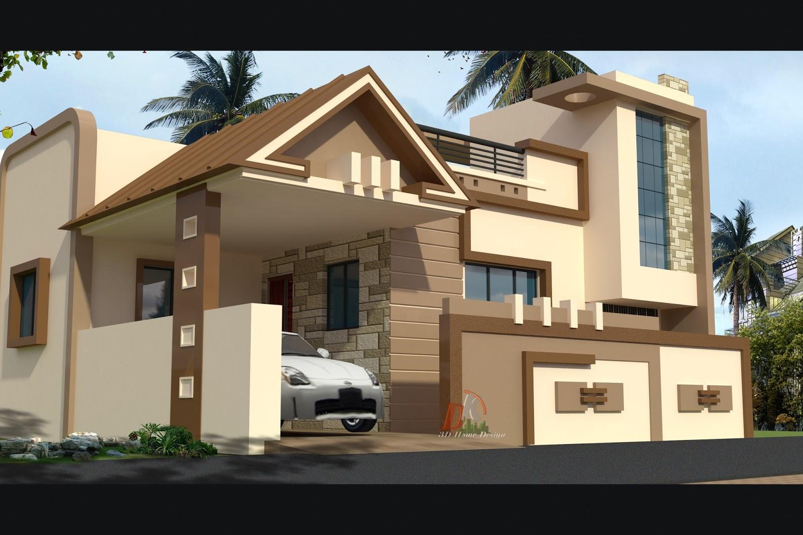 3d home design ground floor.  ground floor simple house