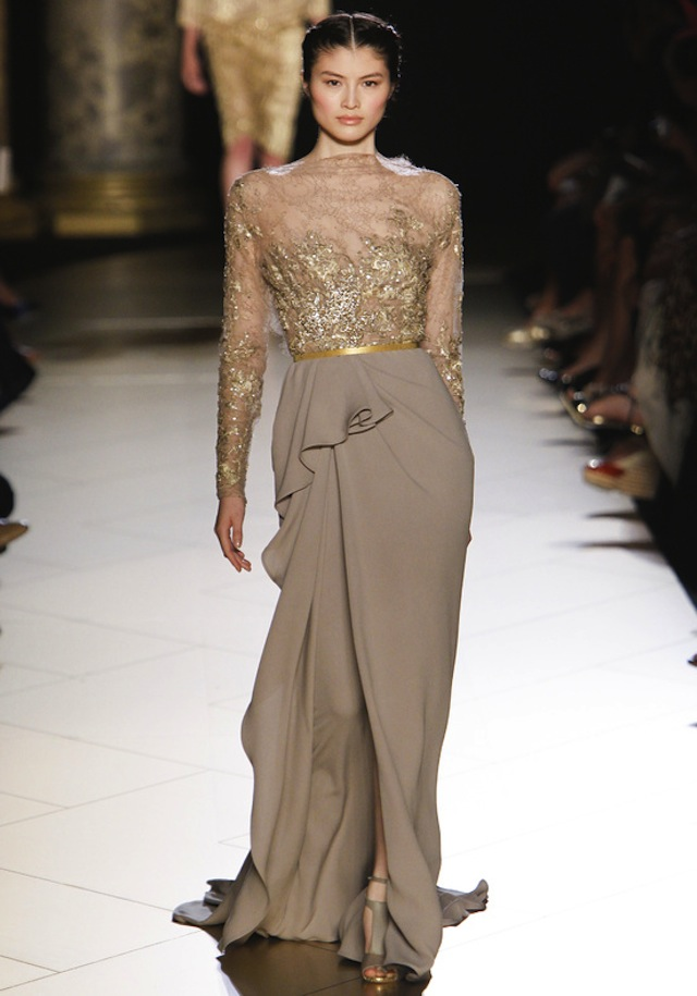 Haute Couture A/W12 Highlights