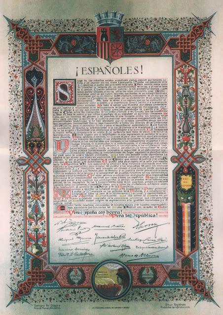 Manifiesto republicano 1930