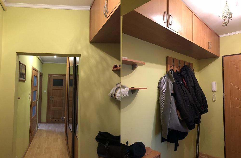 Moje cztery kąty | Zakończona sypialnia i korytarz