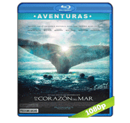 En el Corazon del Mar (2015) Full HD BRRip 1080p Audio Dual Latino/Ingles 5.1