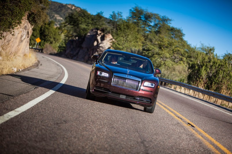 First Drive 2014 Rolls Royce Wraith Luxury Ideas