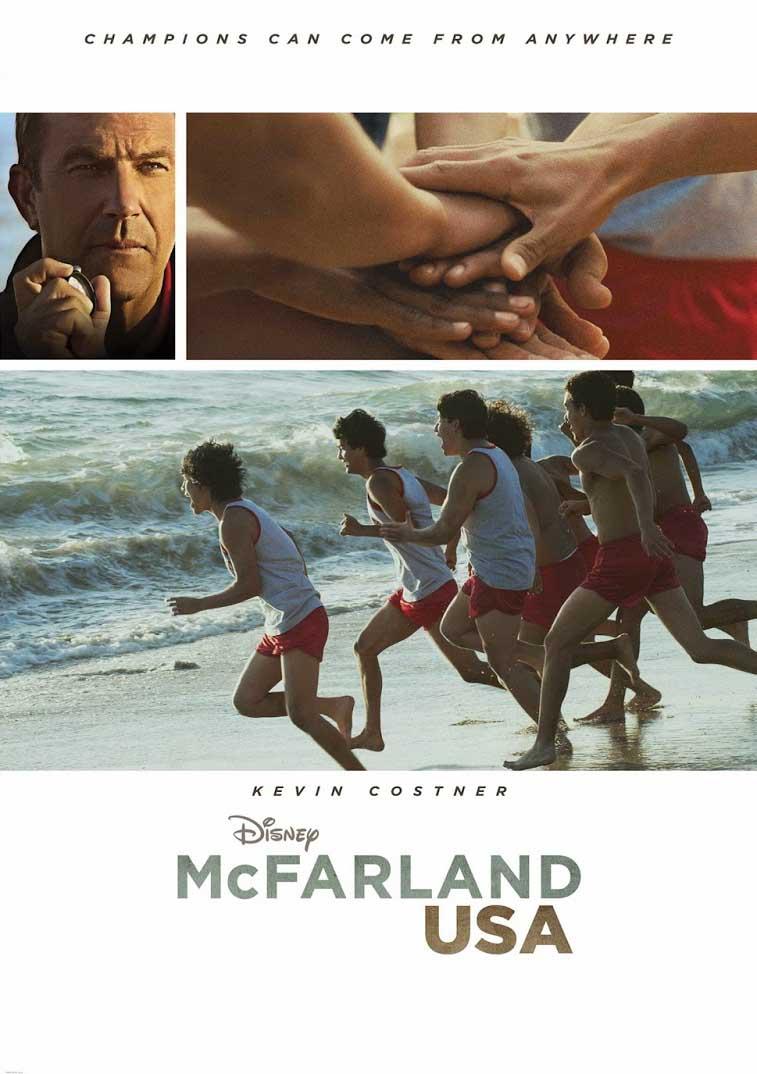 McFarland dos EUA Torrent - Blu-ray Rip 1080p Dual Áudio (2015)