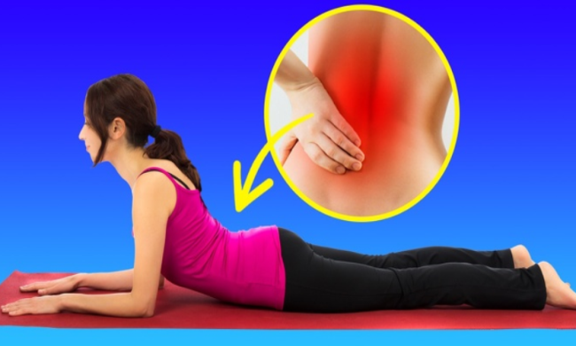 6 أوضاع لتخفيف آلام الظهر دون ممارسة التمارين
