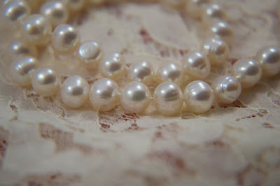 classic white pearl strand necklace bridal bride jewelry wedding timeless