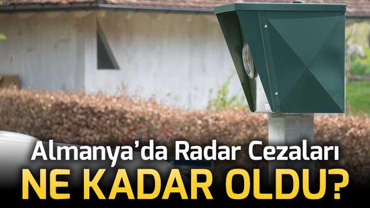 Almanya Radar Cezaları 2021 Hız Cezaları Ne Kadar Oldu