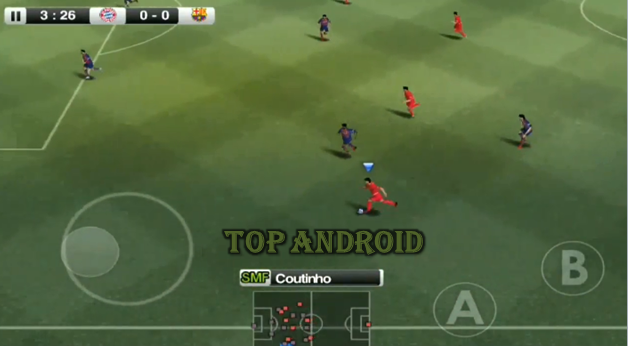 PES 2012 MOD PES 2020 ANDROID MediaFire