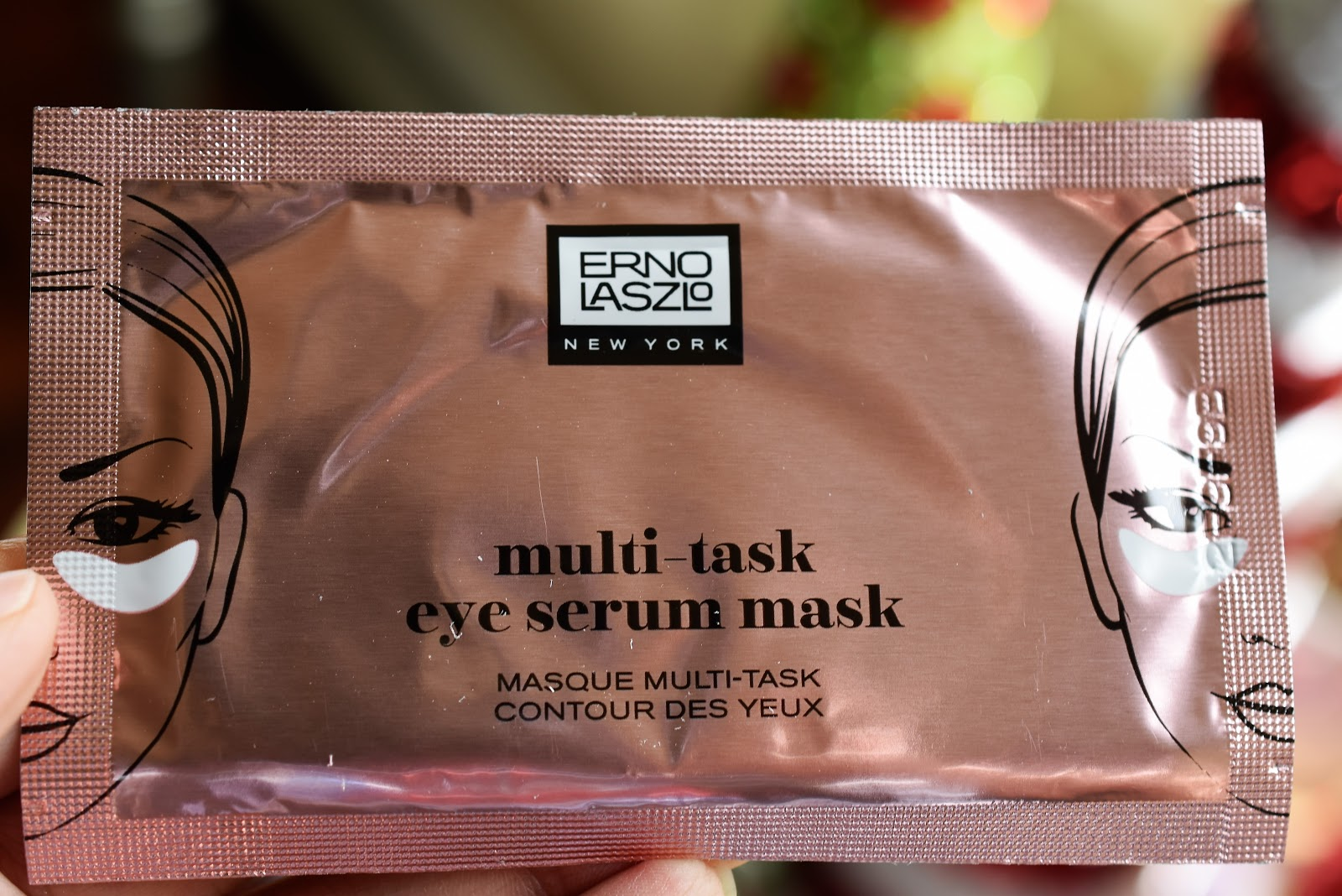 Erno Laszlo Multi-Task Eye Serum Masks