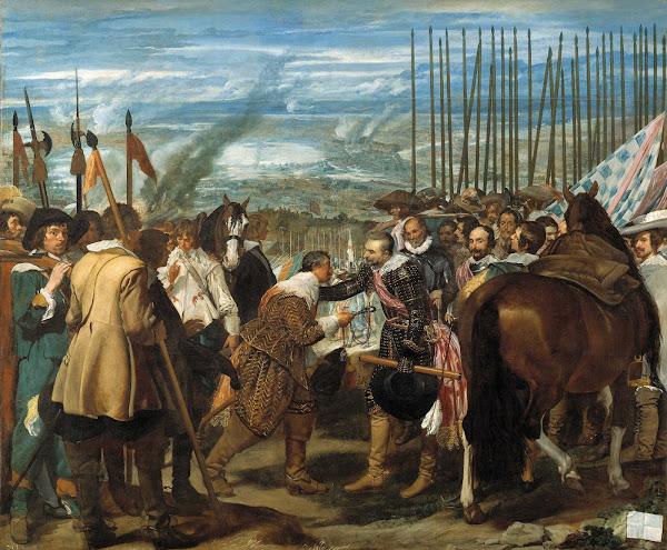 Диего Веласкес - Сдача Бреды (1635)