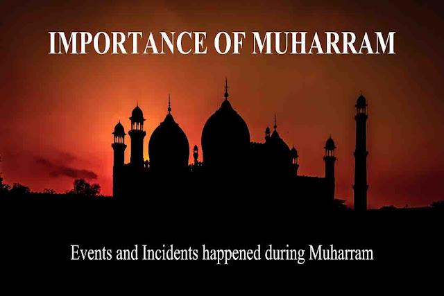 Importance of Muharram in Islam